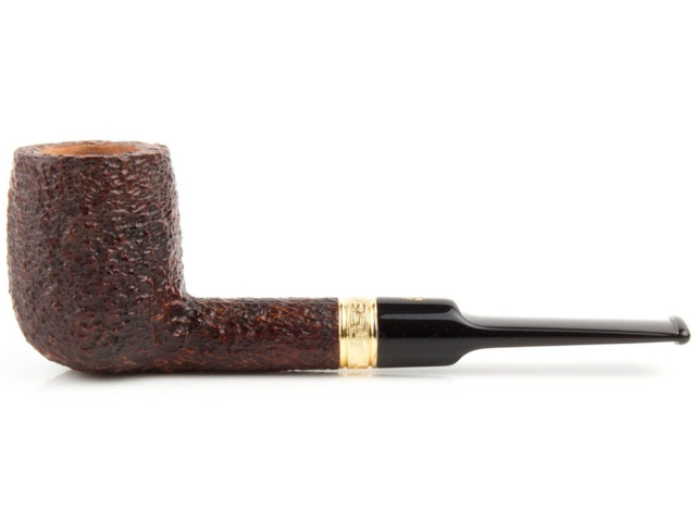 9135 - SAVINELLI TEVERE 114 RUSTIC 9mm KS πίπα καπνού ίσια