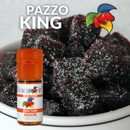 9145 - Άρωμα Flavour Art PAZZO KING (μαλακές καραμέλες από φραγκοστάφυλο) 10ml
