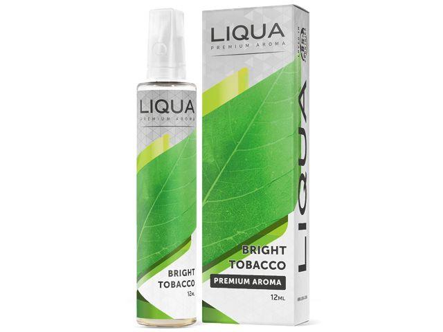 9194 - LIQUA BRIGHT TOBACCO 12/60ML (ήπιο καπνικό)
