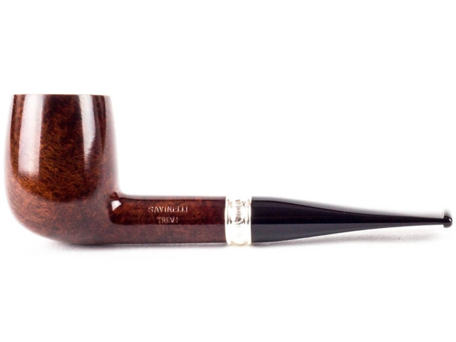 9209 - SAVINELLI TREVI 111 SMOOTH King Size πίπα καπνού ίσια