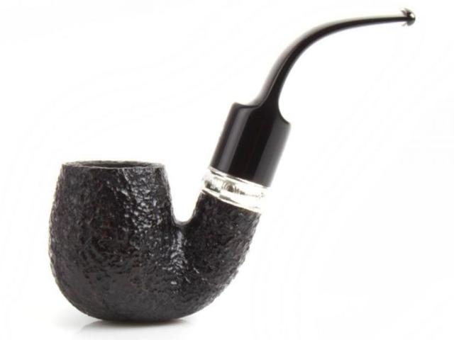 9212 - SAVINELLI TREVI 614 RUSTIC 9mm πίπα καπνού κυρτή