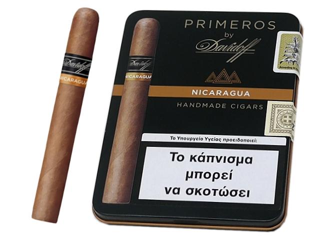 Πούρα Davidoff Primeros Nicaragua 6s