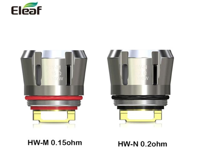 9238 - Eleaf HW-M KAI HW-N (5 coils)
