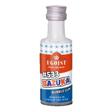 9247 - Άρωμα Egoist BAZUKA 20ml (τσιχλόφουσκα)