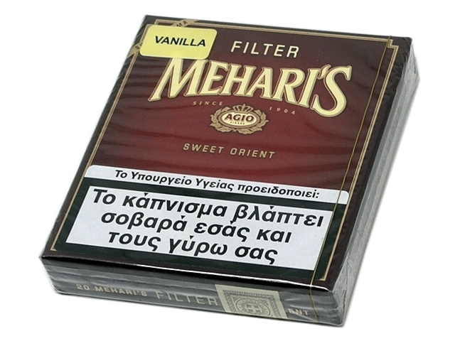 MEHARIS SWEET ORIENT VANILLA FILTER 20