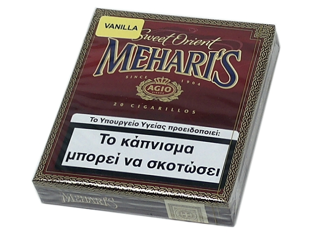 MEHARIS SWEET ORIENT VANILLA 20