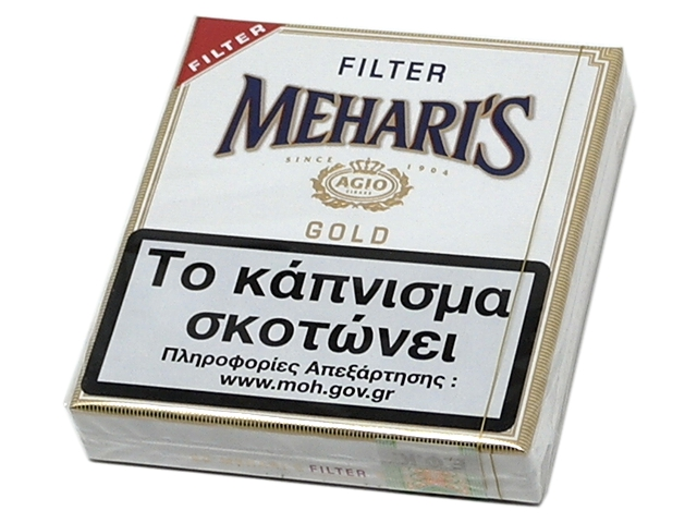 MEHARIS GOLD FILTER 20
