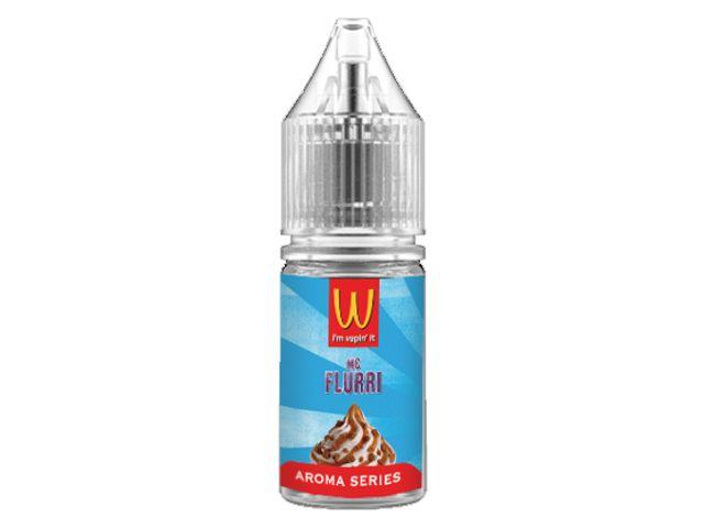9290 - Άρωμα Delicious MC FLURRI 10ml (σαντιγί και σοκολάτα)