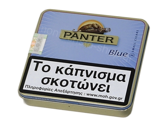 PANTER BLUE 20