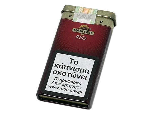 PANTER RED FILTER 5 (βανίλια)