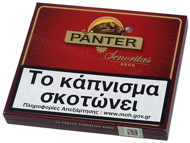 9304 - PANTER SENORITAS ROOD 10