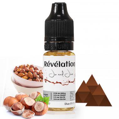 9322 - Άρωμα Jin and Juice REVELATION 10ml (φουντούκι και σοκολάτα)