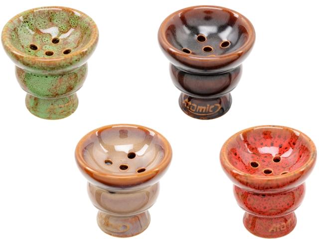 9350 - ΚΕΡΑΜΙΚΟ ΜΠΟΛ ΝΑΡΓΙΛΕ Ceramic Head Antique 0239924