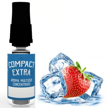 9382 - Άρωμα Puff Compact Extra STRAWBERRY 10ml (φράουλα)
