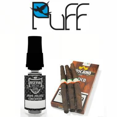 9387 - Άρωμα Puff Riserva Extra TOSCANA 10ml (καπνικό)