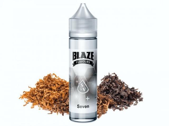 9422 - Blaze Flavour Shot SEVEN 15/60ml (ήπιο καπνικό)