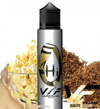 9475 - Vape Flam Flavour Shot Mix Shake Vape HI 1 20/60ml (καπνικό με βανίλια και ποπ κορν)