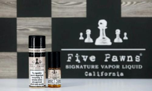9495 - Υγρό αναπλήρωσης Five Pawns BFF ENRICHED 10ml (καπνός Virginia με καπουτσίνο)