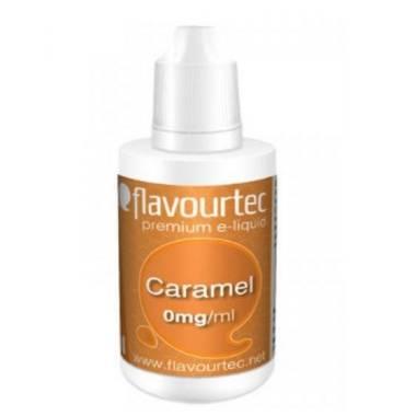 9507 - Υγρό αναπλήρωσης Flavourtec CARAMEL 10ml (καραμέλα)