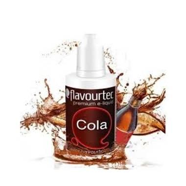 Υγρό αναπλήρωσης Flavourtec COLA 10ml (κόκα κόλα)
