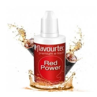 9515 - Υγρό αναπλήρωσης Flavourtec RED POWER 10ml (ενεργειακό ποτό)