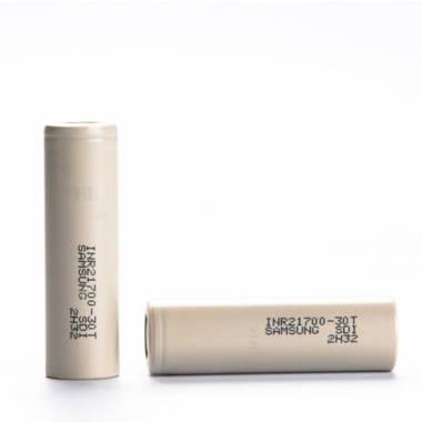 9567 - Αυθεντική μπαταρία Samsung 30T 21700 3000mAh 35A
