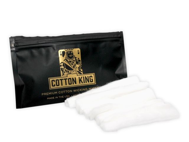 9593 - Βαμβάκι PREMIUM COTTON WICKING MATERIAL by Cotton King (10gr)