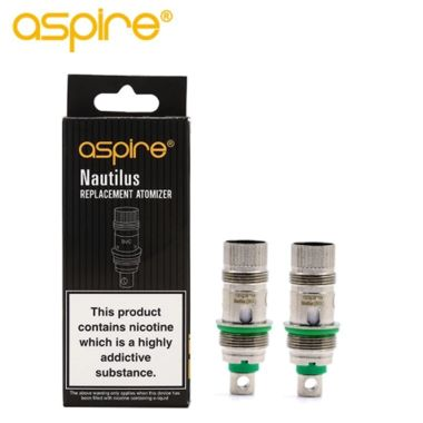 9594 - Aspire NAUTILUS AIO NS 1.8ohm Salt (5 αντιστάσεις)