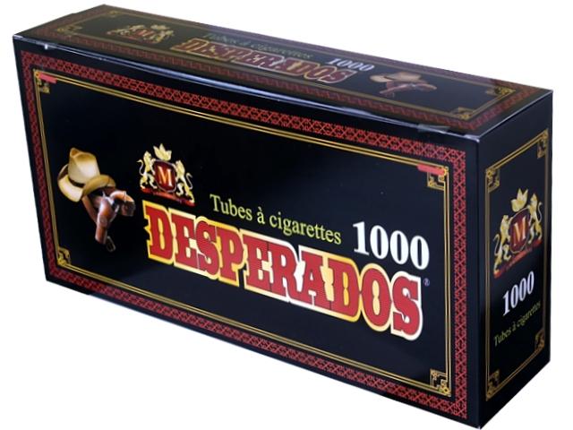 3128 - Άδεια τσιγάρα DESPERADOS 1000