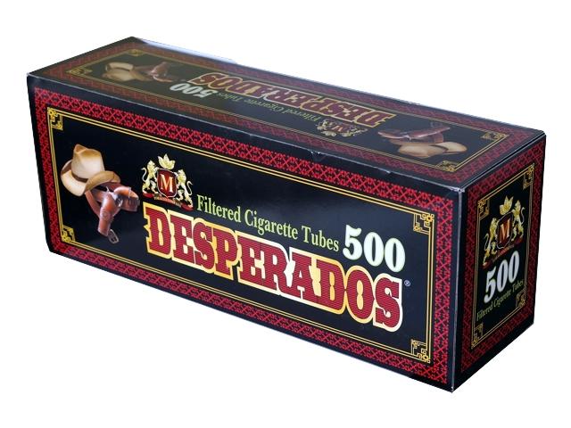 3134 - Άδεια τσιγάρα DESPERADOS 500