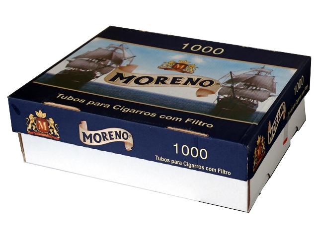 3132 - Άδεια τσιγάρα MORENO 1000