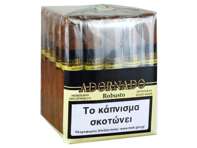 ADORNADO ROBUSTO 25 CIGARS