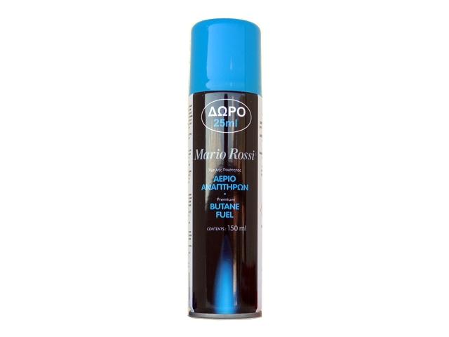 4984 - Αέριο αναπτήρων MARIO ROSSI 150ml MR-01
