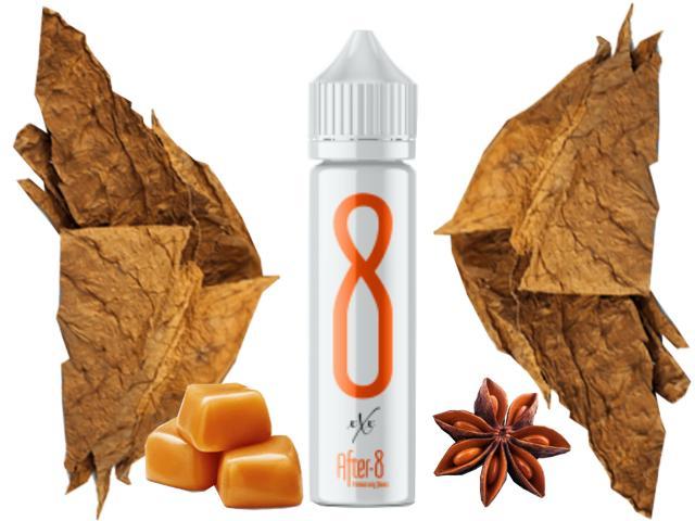 11786 - After-8 Flavour Shot xXx 20ml / 60ml (καπνικό με καραμέλα και γλυκάνισο)