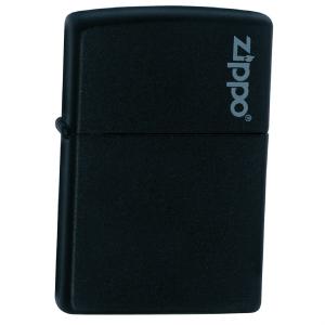 Αναπτήρας ZIPPO ZIP218ZL μαύρος