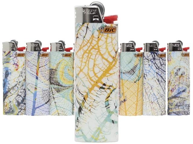 Αναπτήρες Bic Maxi TRINITY μεγάλοι J26 slv (8 τεμάχια)