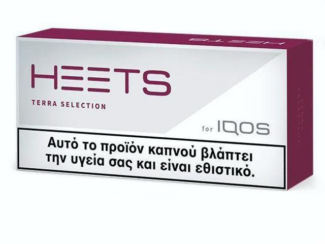 10667 - Ανταλλακτικά IQOS HEETS RUSSET SELECTION (20 τεμάχια) έντονη και πλούσια τσιγαρίσια γεύση με νότες βύνης