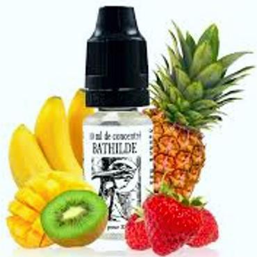 6093 - Άρωμα 814 BATHILDE 10ml (μπανάνα, φράουλα, ακτινίδιο, μάνγκο και ανανάς)