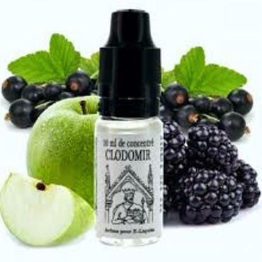 6094 - Άρωμα 814 CLODOMIR 10ml (φραγκοστάφυλο,βατόμουρο και πράσινο μήλο)