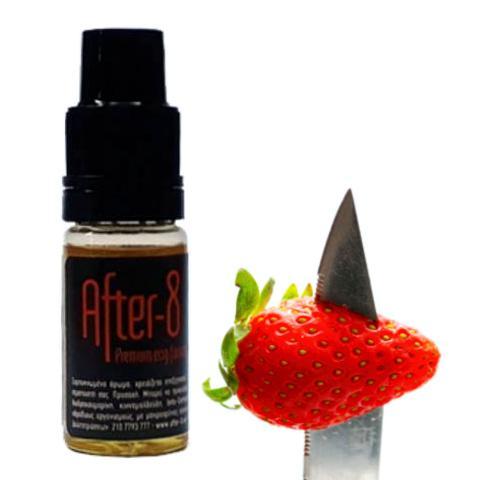 11433 - Άρωμα After 8 KILLER STRAWBERRY 10ml (φράουλα με νότες από ρόδι και κρέμα)