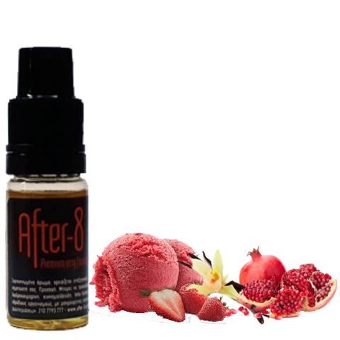 8684 - Άρωμα After 8 RED ICE 10ml (παγωτό φράουλα, ρόδι και βανίλια)