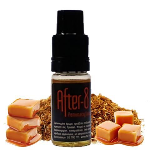 8685 - Άρωμα After 8 SMOKEY CARAMEL 10ml (καπνικό με καραμέλα)