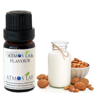 10513 - Άρωμα Atmos Lab ALMOND MILK FLAVOUR (γάλα αμυγδάλου με βανίλια και καραμέλα)