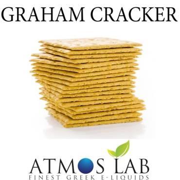 6348 - Άρωμα Atmos Lab Bakery Premium GRAHAM CRACKER (κράκερ GRAHAM)