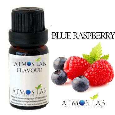 Άρωμα Atmos Lab BLUE RASPBERRY FLAVOUR (μπλε βατόμουρο)