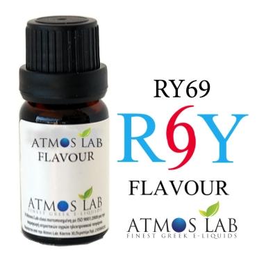 Άρωμα Atmos Lab RY69 FLAVOUR (καπνικό)