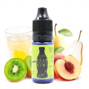 5513 - Άρωμα BIG MOUTH LIQUIDS FIZZY Pear Peach Kiwi 10ml (ροδάκινο αχλάδι και ακτινίδιο)