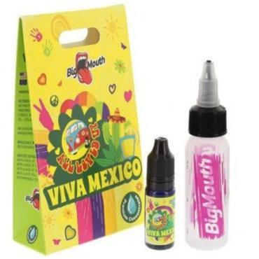 5544 - Άρωμα BIG MOUTH LIQUIDS ALL LOVED UP Viva Mexico 10ml (σόδα με λεμόνι)