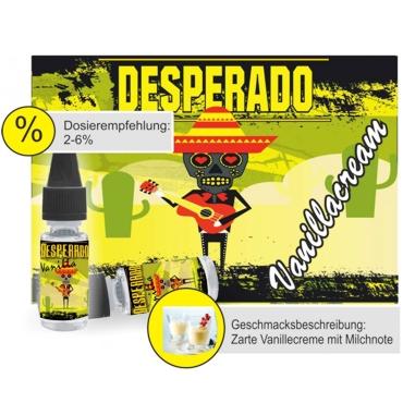 5057 - Άρωμα Big Vape DESPERADO 10ml (κρέμα βανίλιας)