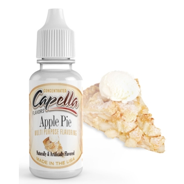 5539 - Άρωμα Capella Apple Pie Flavor Concentrate 13ml (μηλόπιτα)